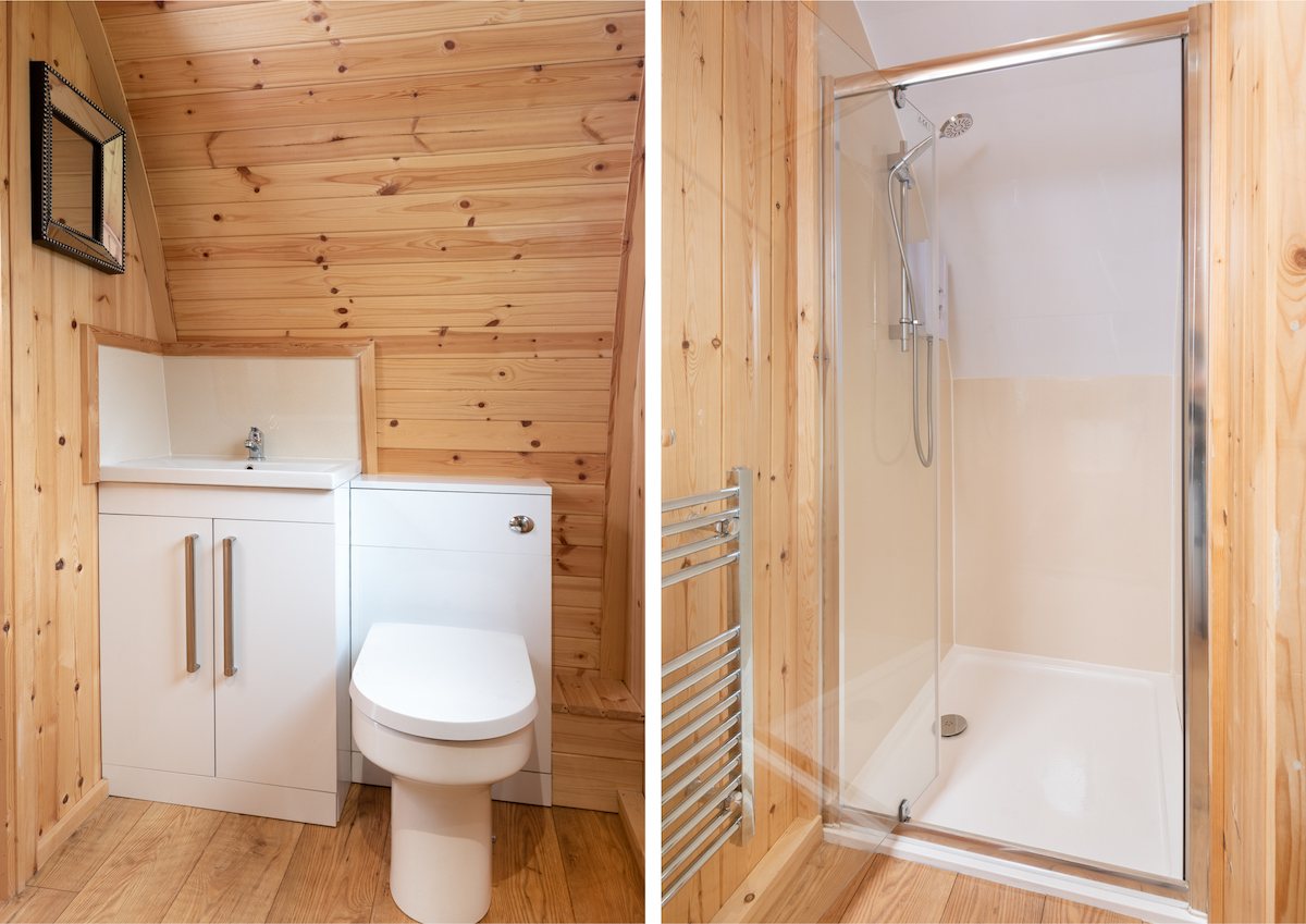 Camping Pods Lake District, Cumbria | Lowside Farm | Lowside